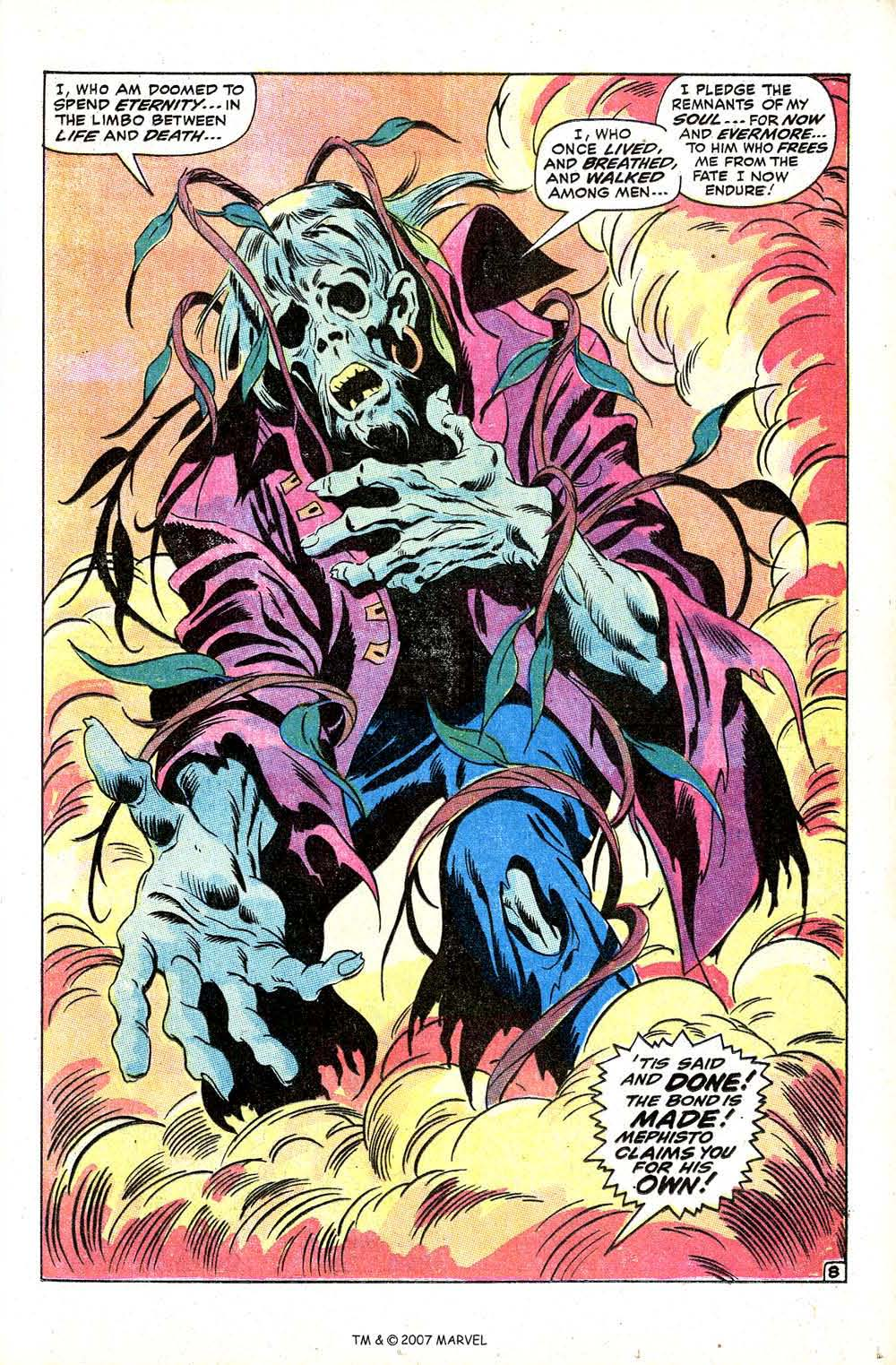 Read online Silver Surfer (1968) comic -  Issue #8 - 13