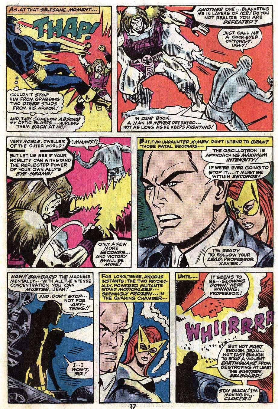Uncanny X-Men (1963) 90 Page 18