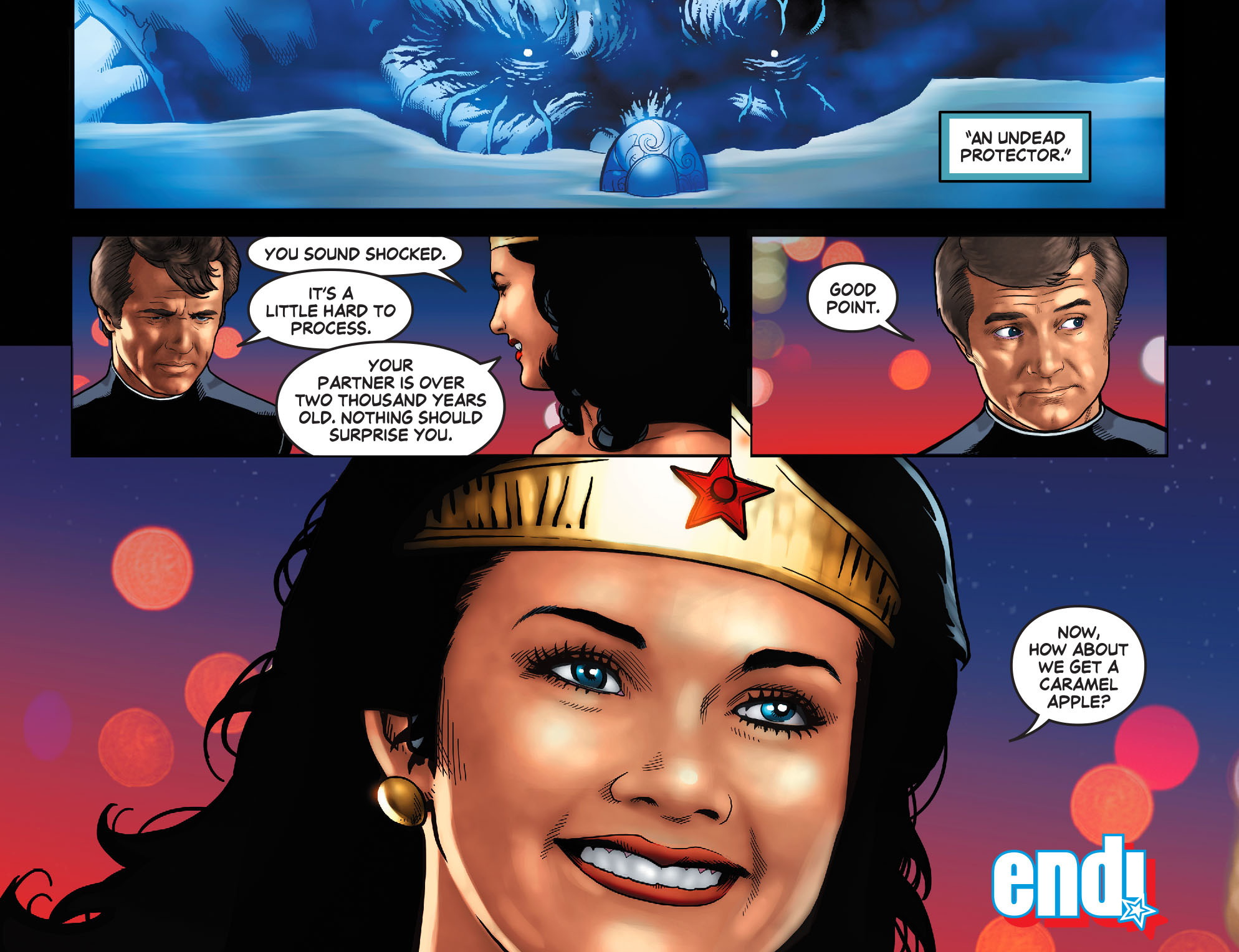Read online Wonder Woman '77 [I] comic -  Issue #13 - 23
