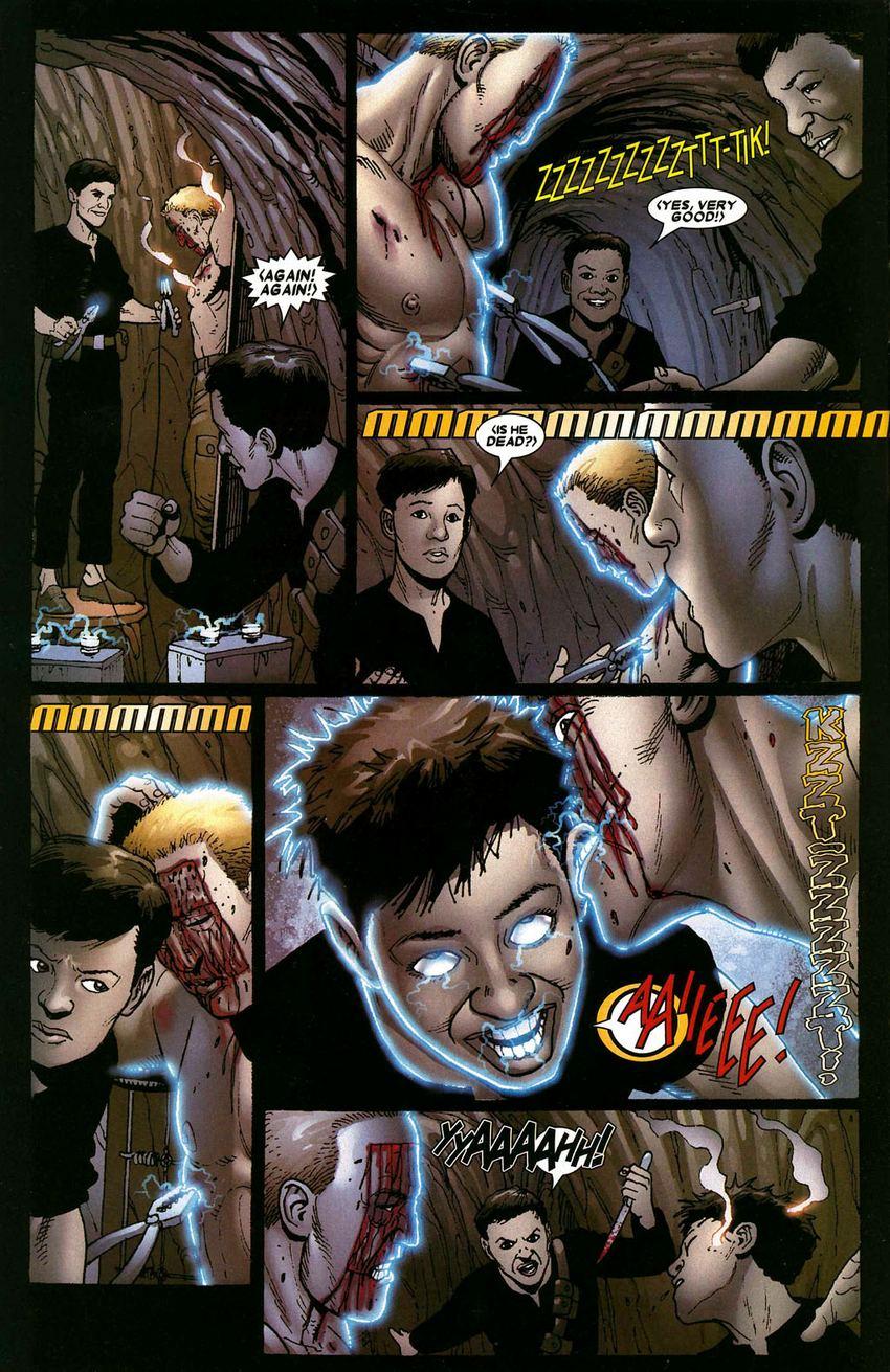 Read online Wolverine: Origins comic -  Issue #2 - 16
