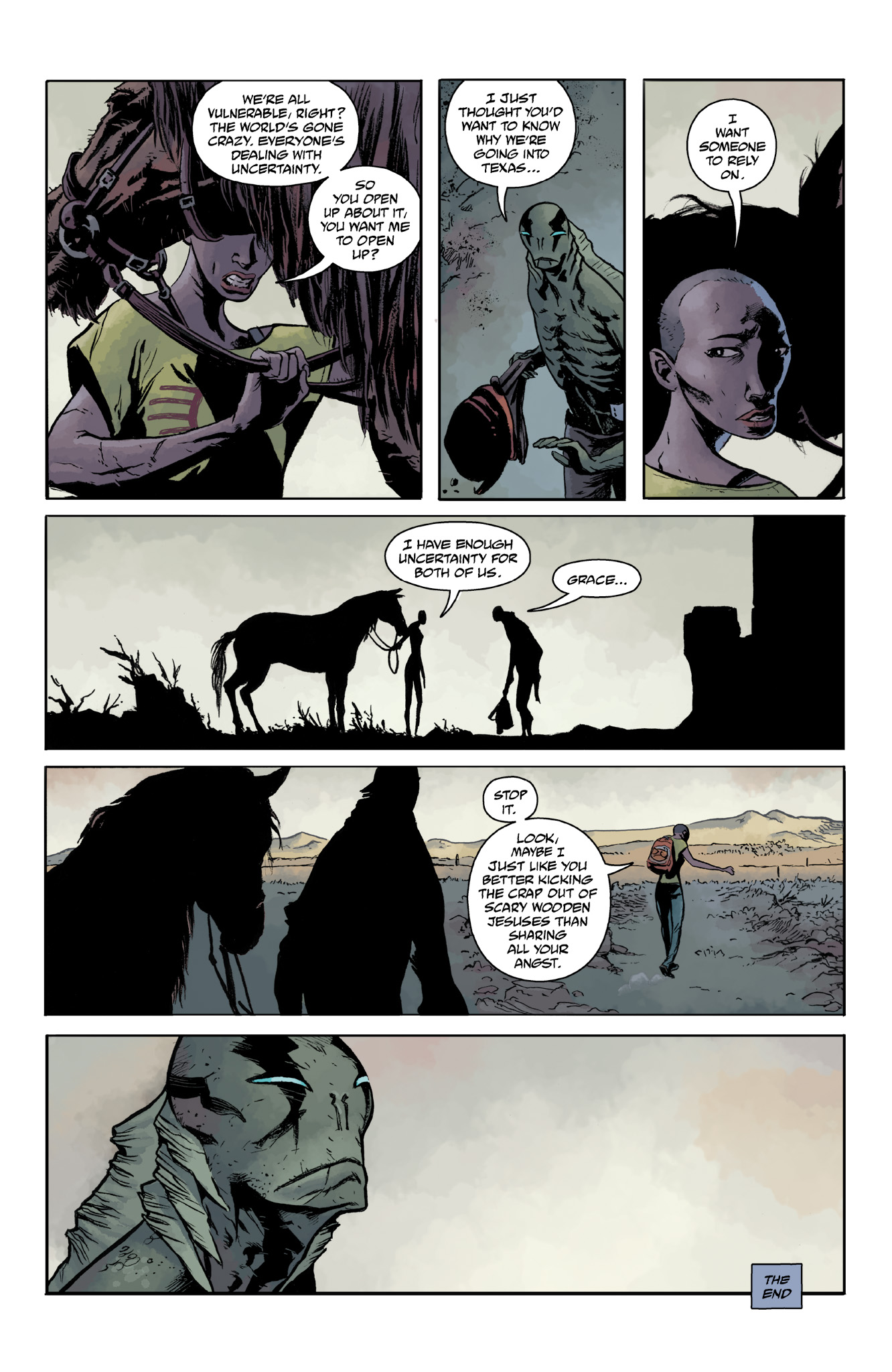 Read online Abe Sapien comic -  Issue #14 - 24