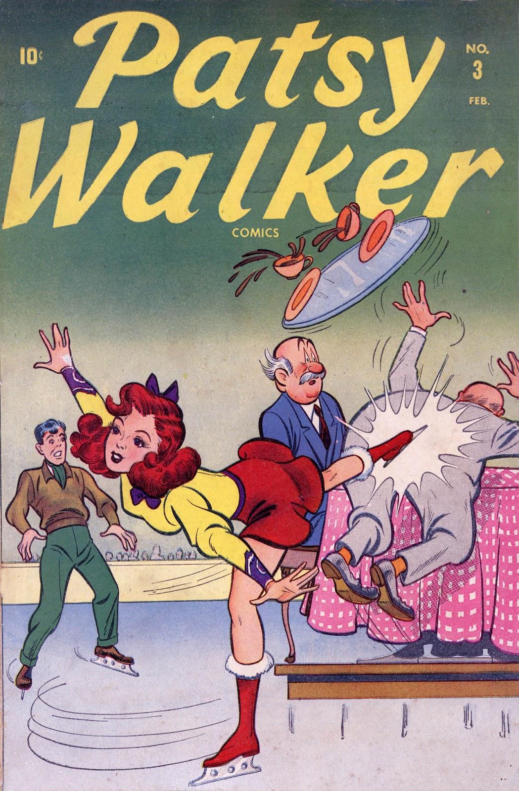 Patsy Walker 3 Page 1