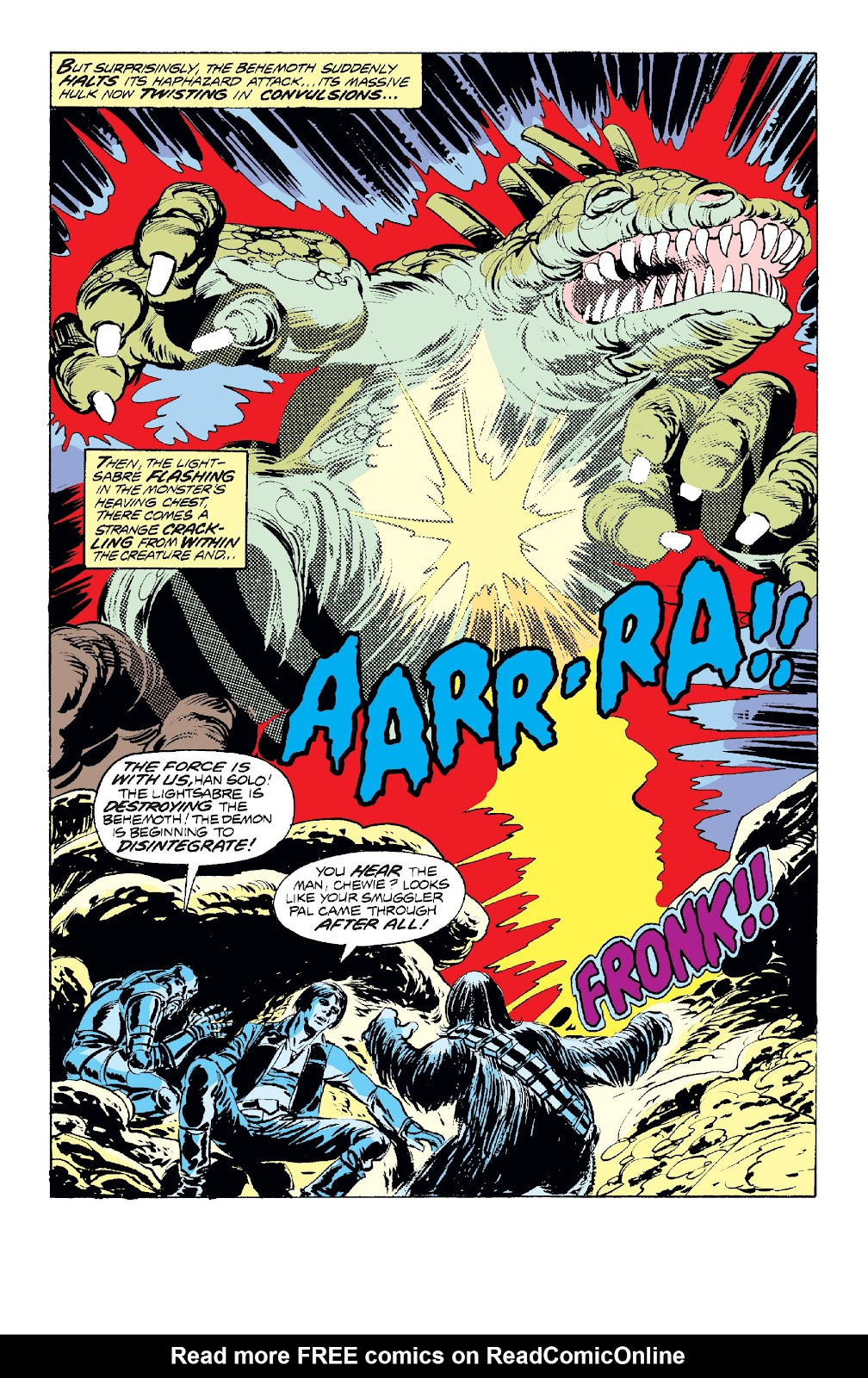 Read online Star Wars Legends: The Original Marvel Years - Epic Collection comic -  Issue # TPB 1 (Part 2) - 88