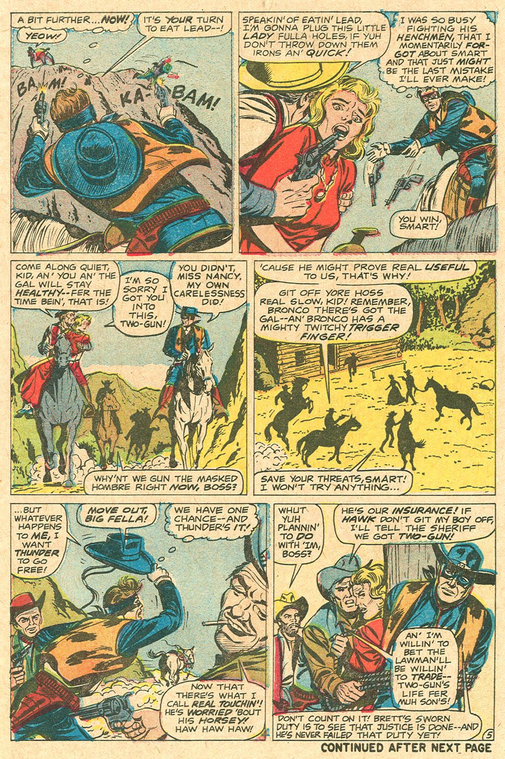 Read online Two-Gun Kid comic -  Issue #92 - 7