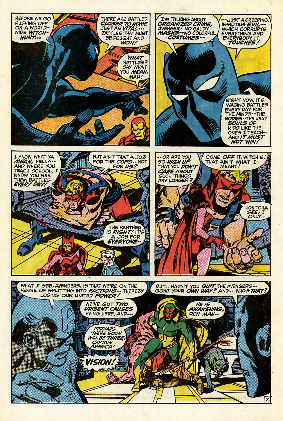 The Avengers (1963) 80 Page 7