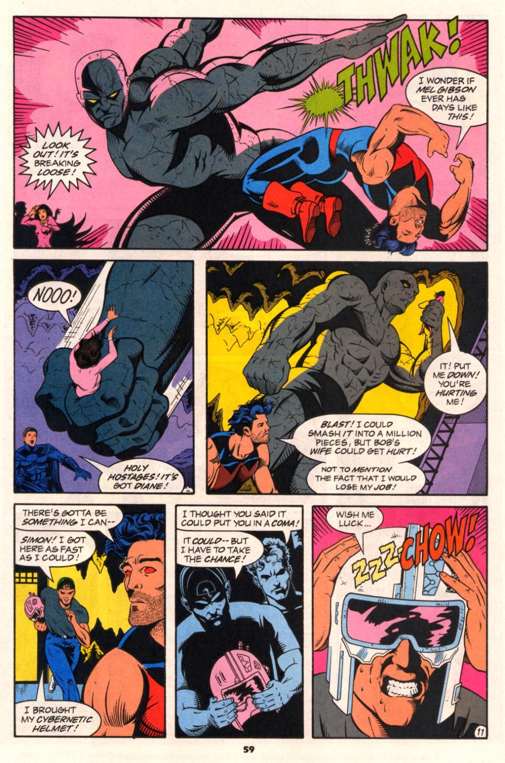 Read online Wonder Man (1991) comic -  Issue # _Annual 2 - 52