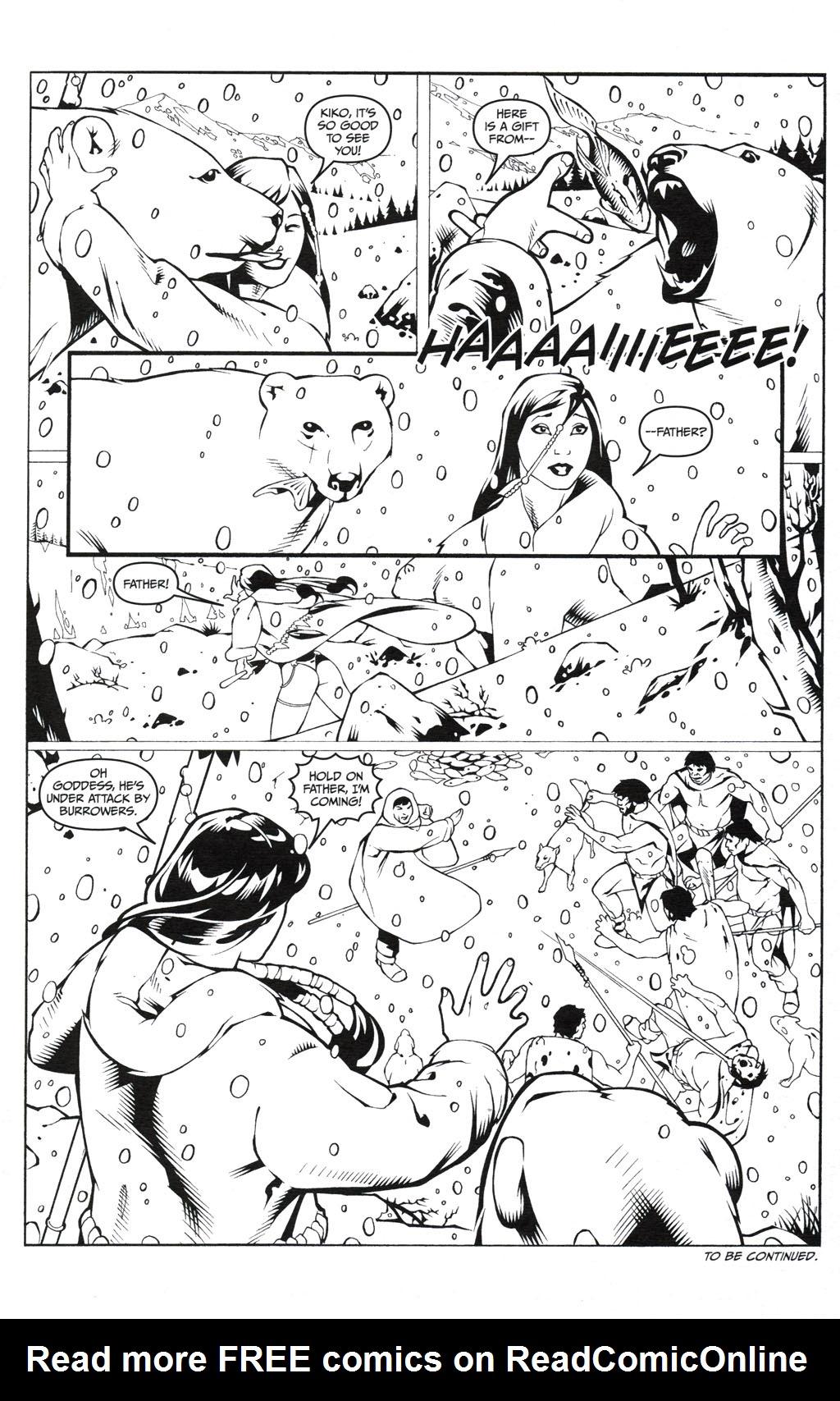Read online Jungle Fantasy (2002) comic -  Issue #5 - 23