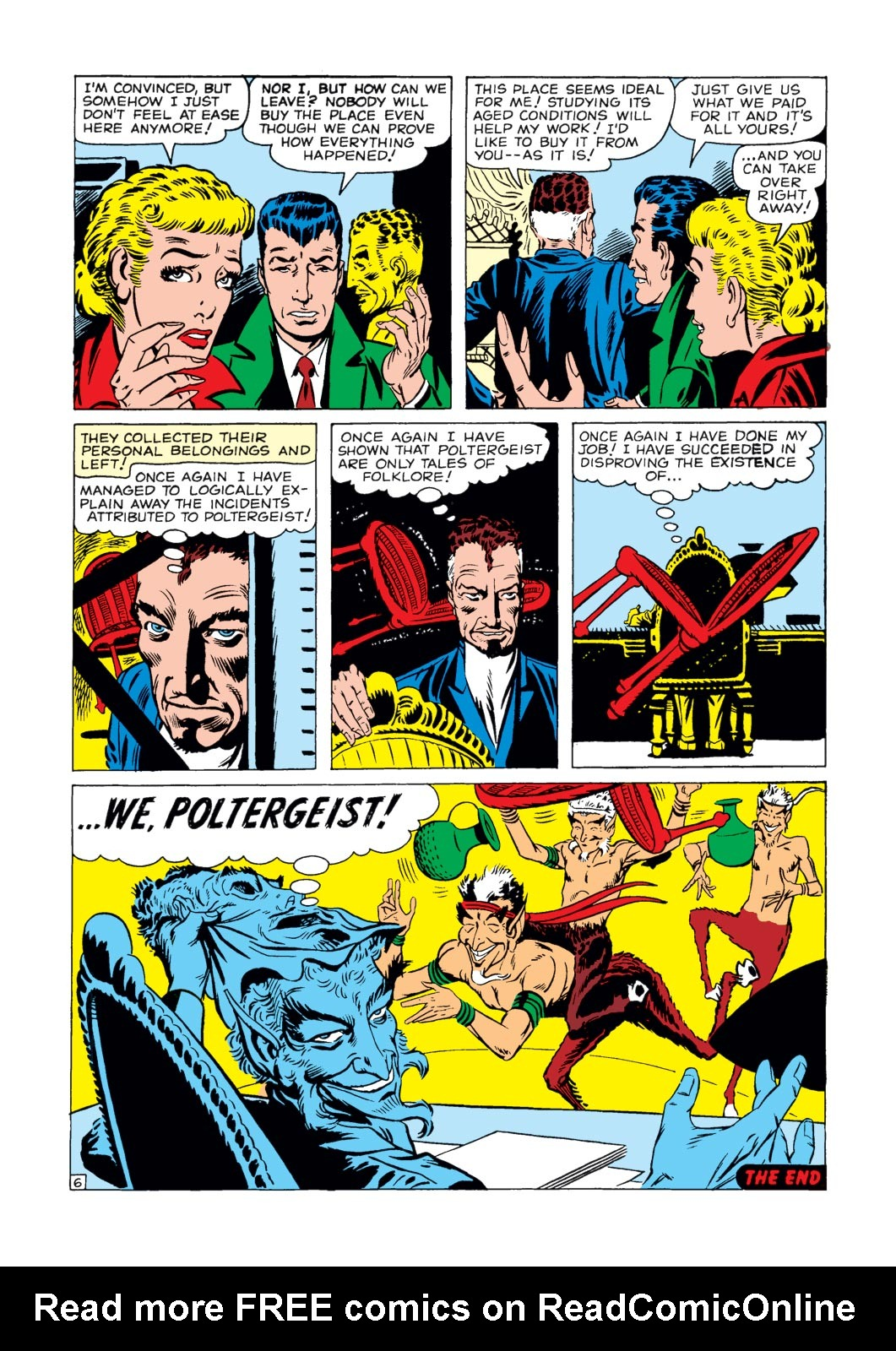 Tales to Astonish (1959) issue 1 - Page 14