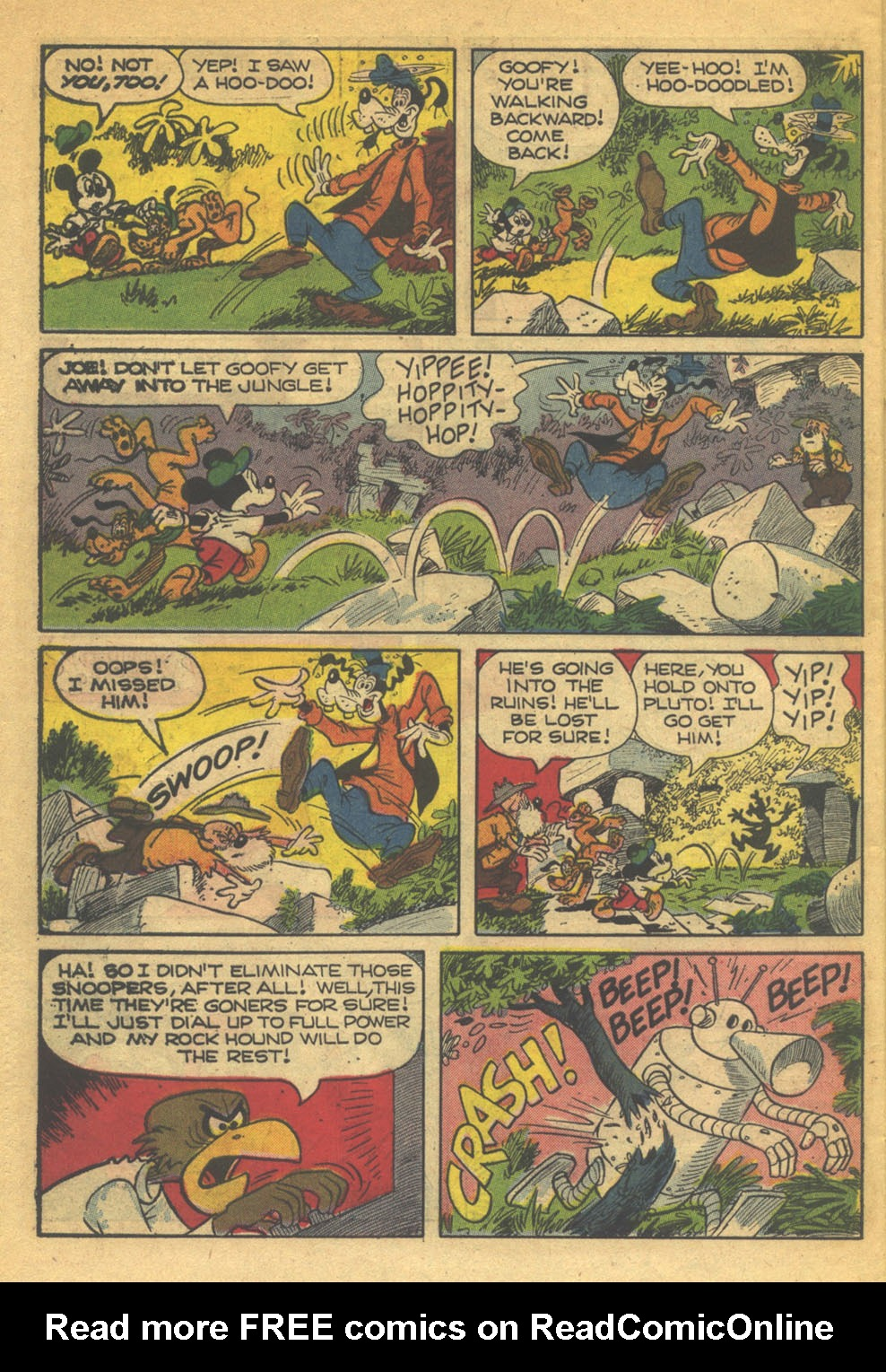 Walt Disney's Comics and Stories issue 331 - Page 30