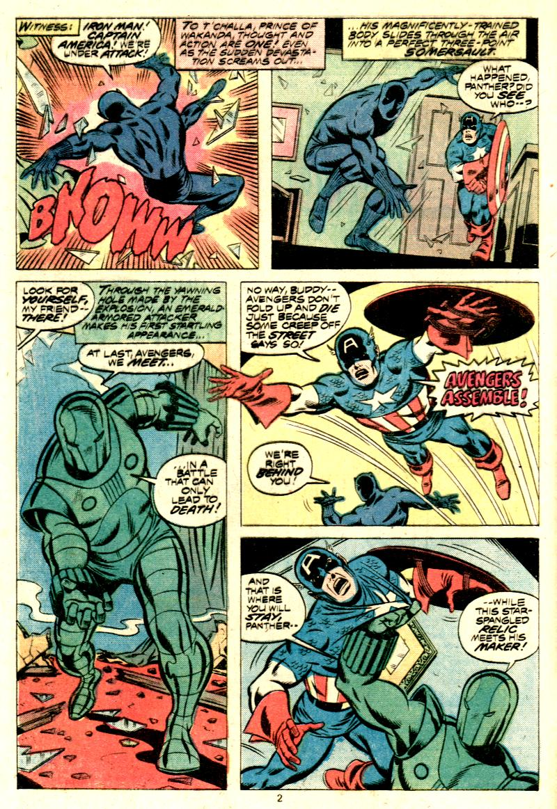 The Avengers (1963) 169 Page 2