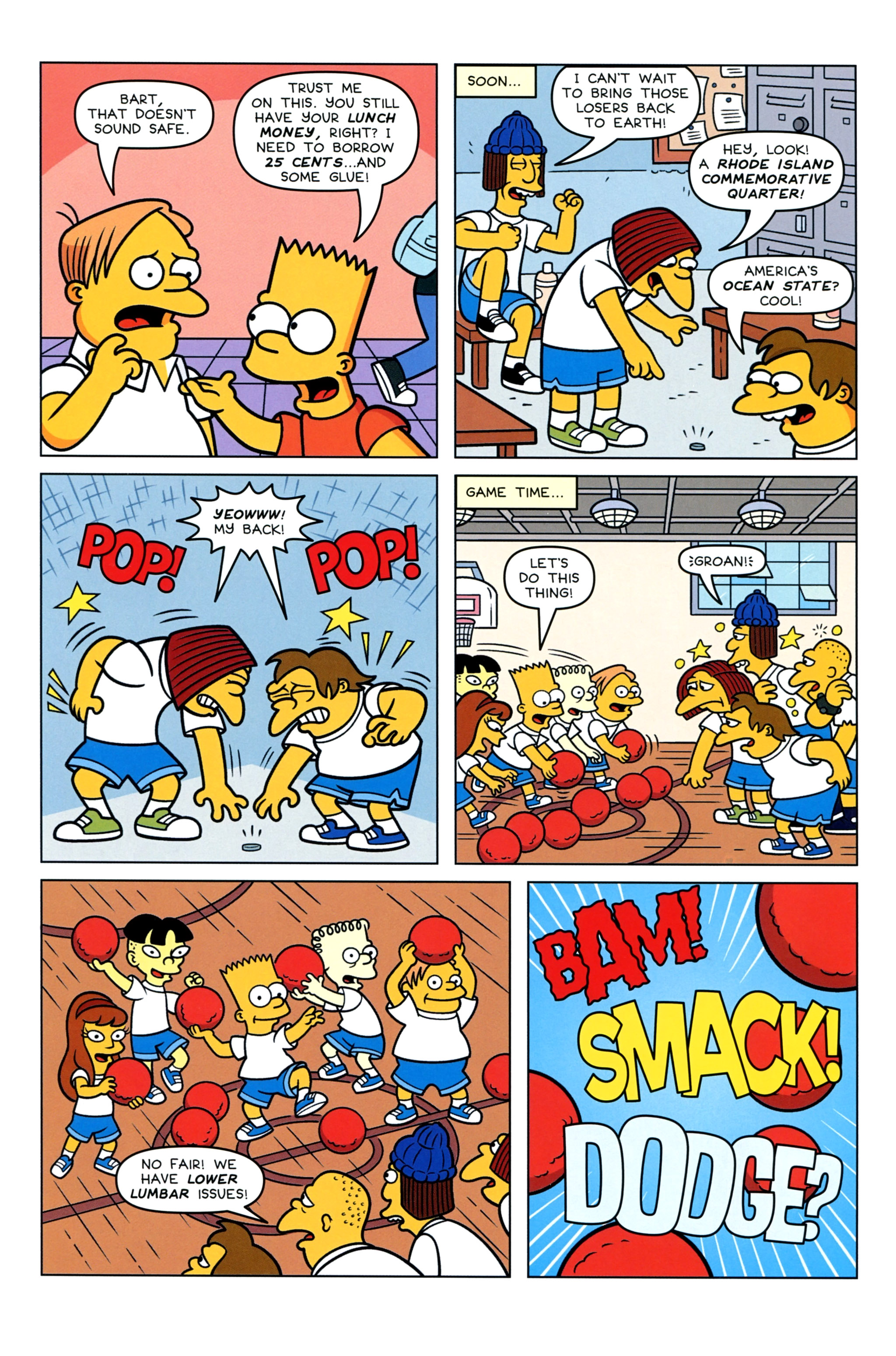 Read online Simpsons Comics Presents Bart Simpson comic -  Issue #92 - 8