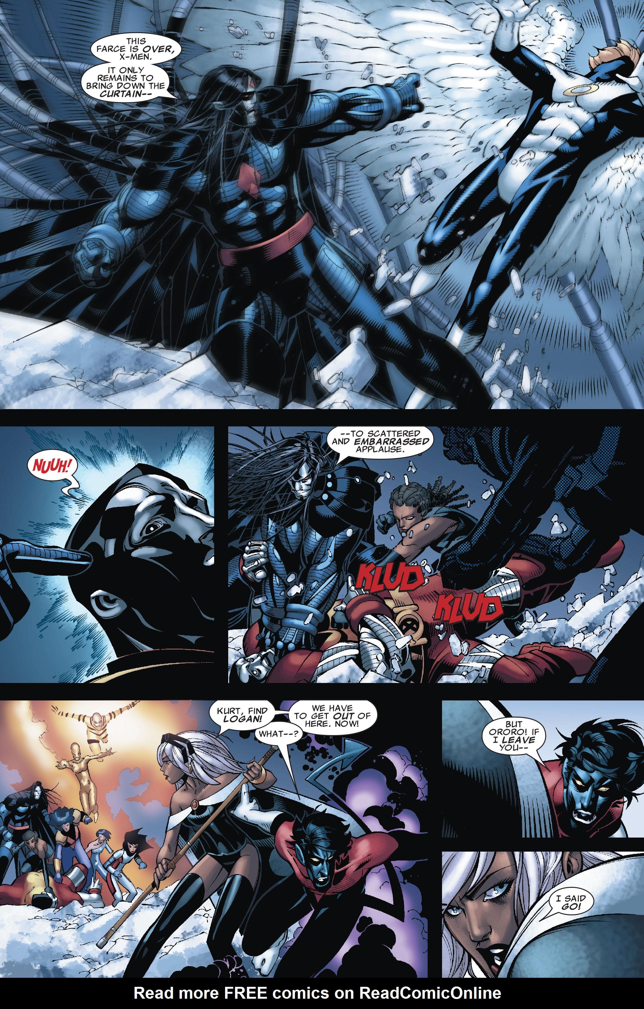 X-Men (1991) 205 Page 15