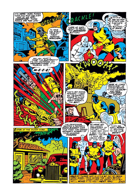 Read online Amazing Adventures (1970) comic -  Issue #17 - 28