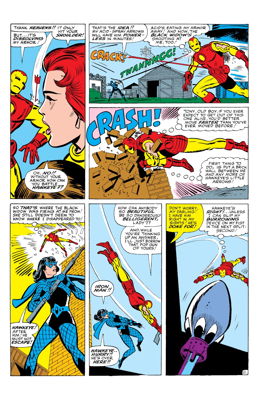 Read online Marvel Masterworks: The Invincible Iron Man comic -  Issue # TPB 2 (Part 3) - 25