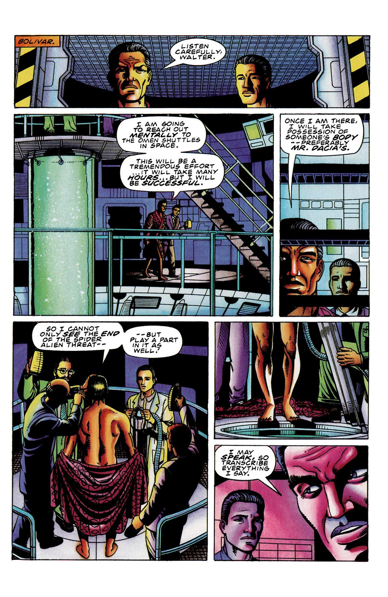 Read online Harbinger (1992) comic -  Issue #34 - 18