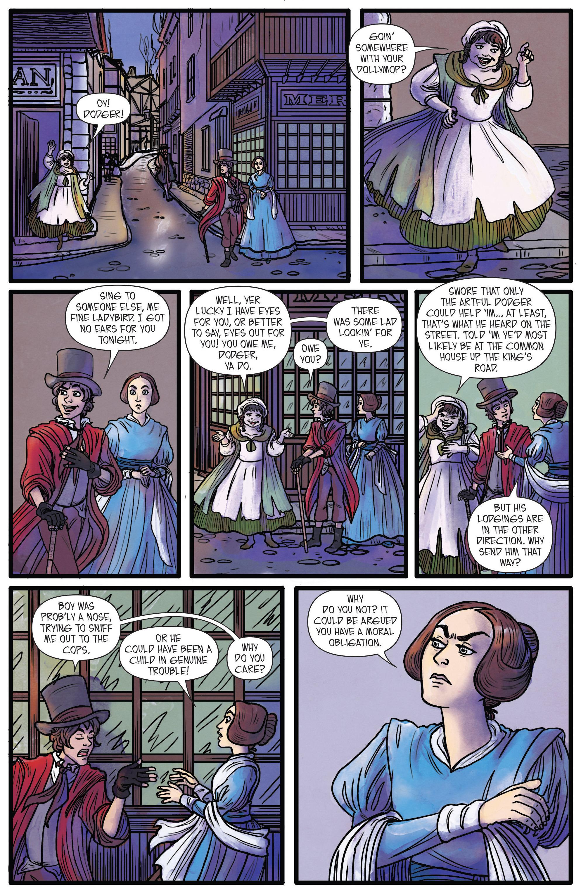 Read online Artful comic -  Issue #1 - 22