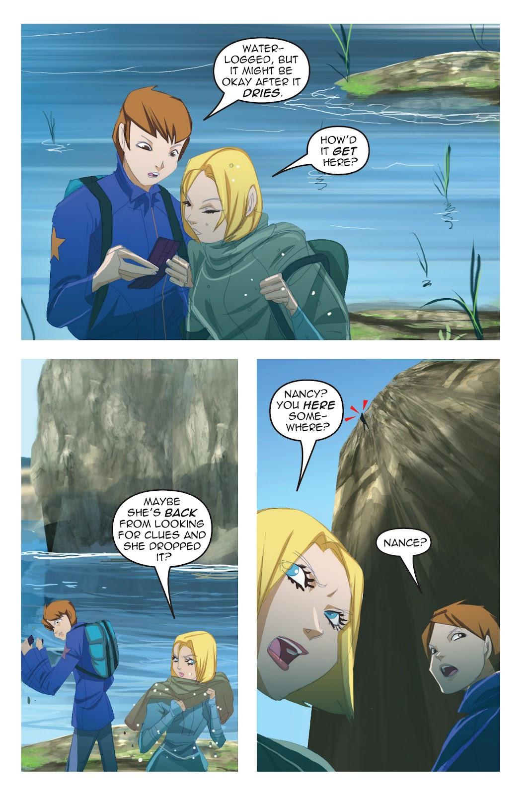 Read online Nancy Drew comic -  Issue #19 - 46