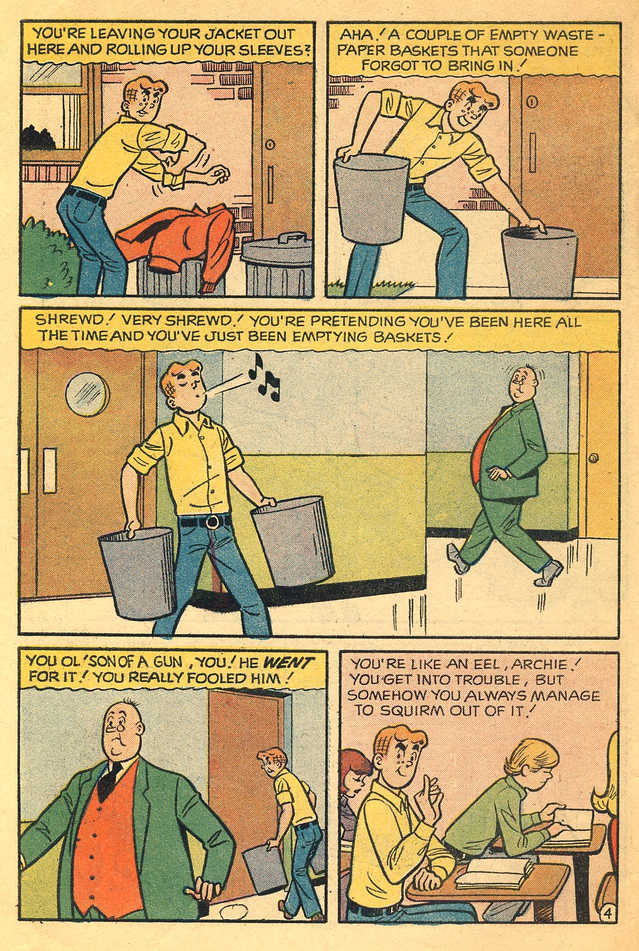 Read online Archie (1960) comic -  Issue #224 - 6