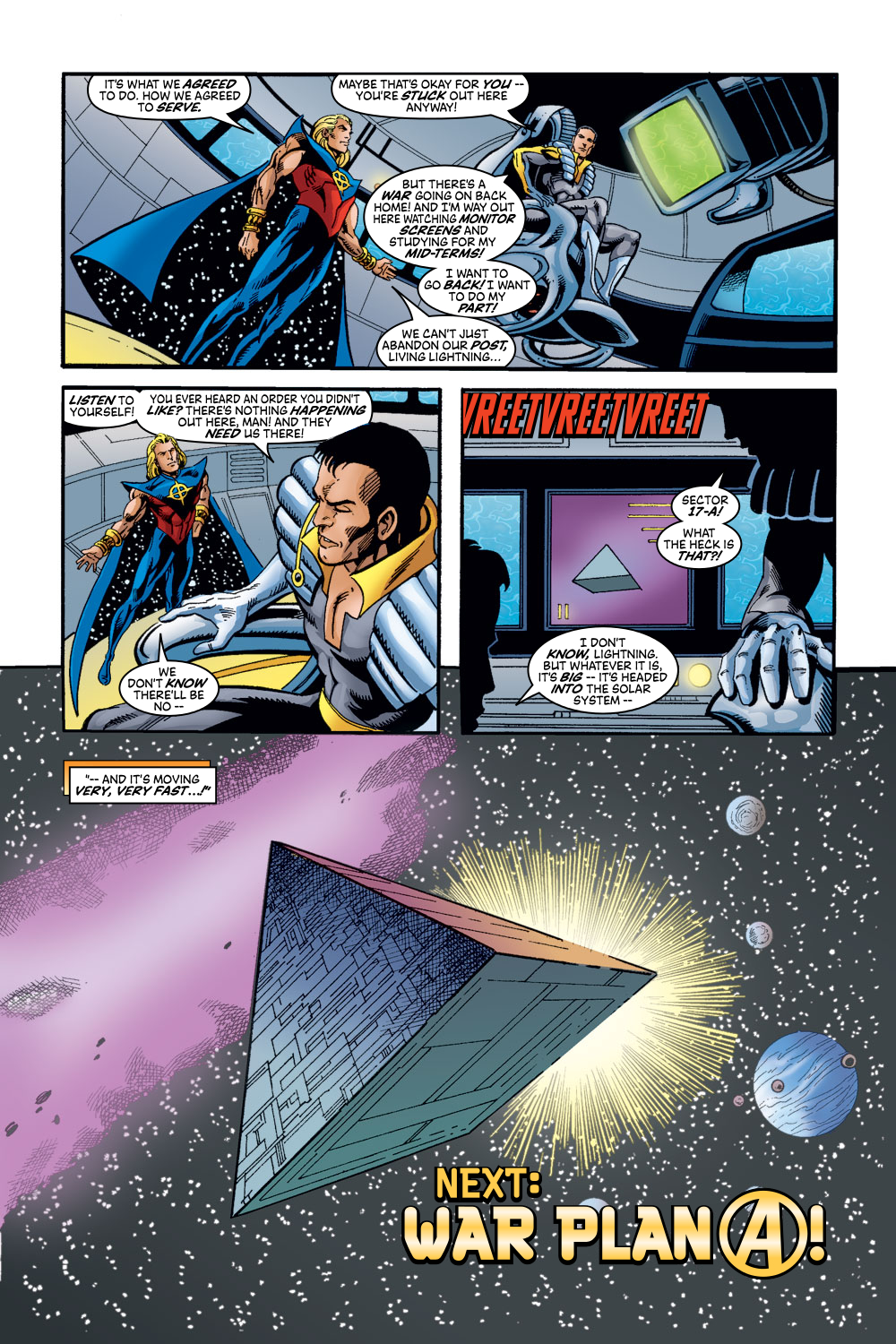 Read online Avengers (1998) comic -  Issue #47 - 23