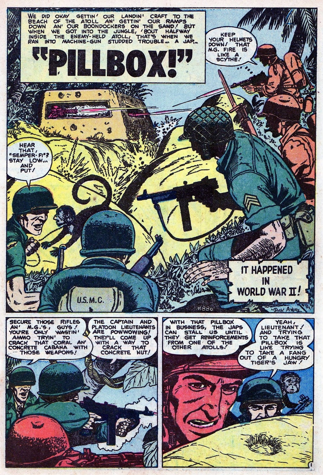 Marines in Battle issue 20 - Page 15