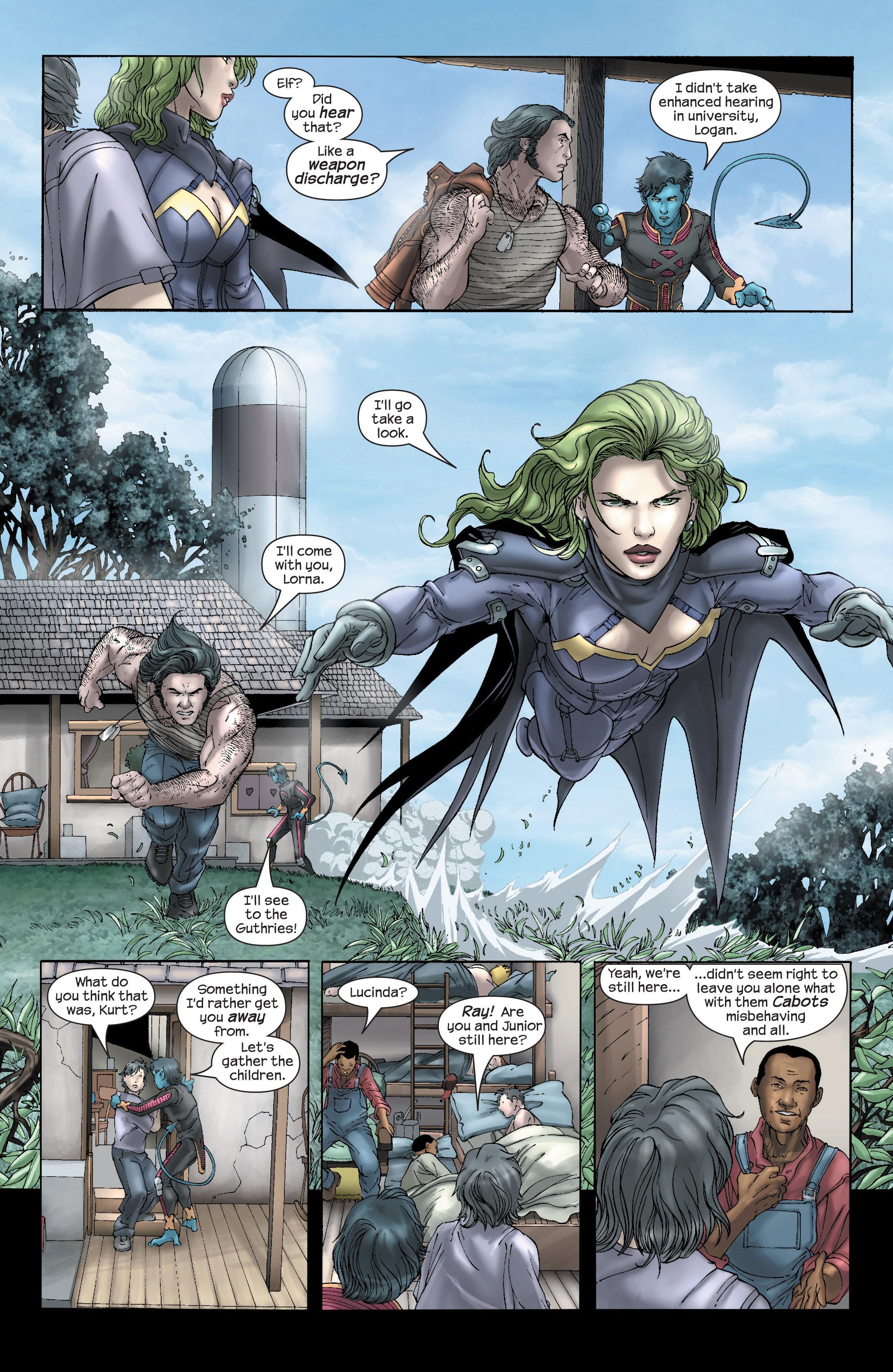 Read online Uncanny X-Men (1963) comic -  Issue #440 - 16