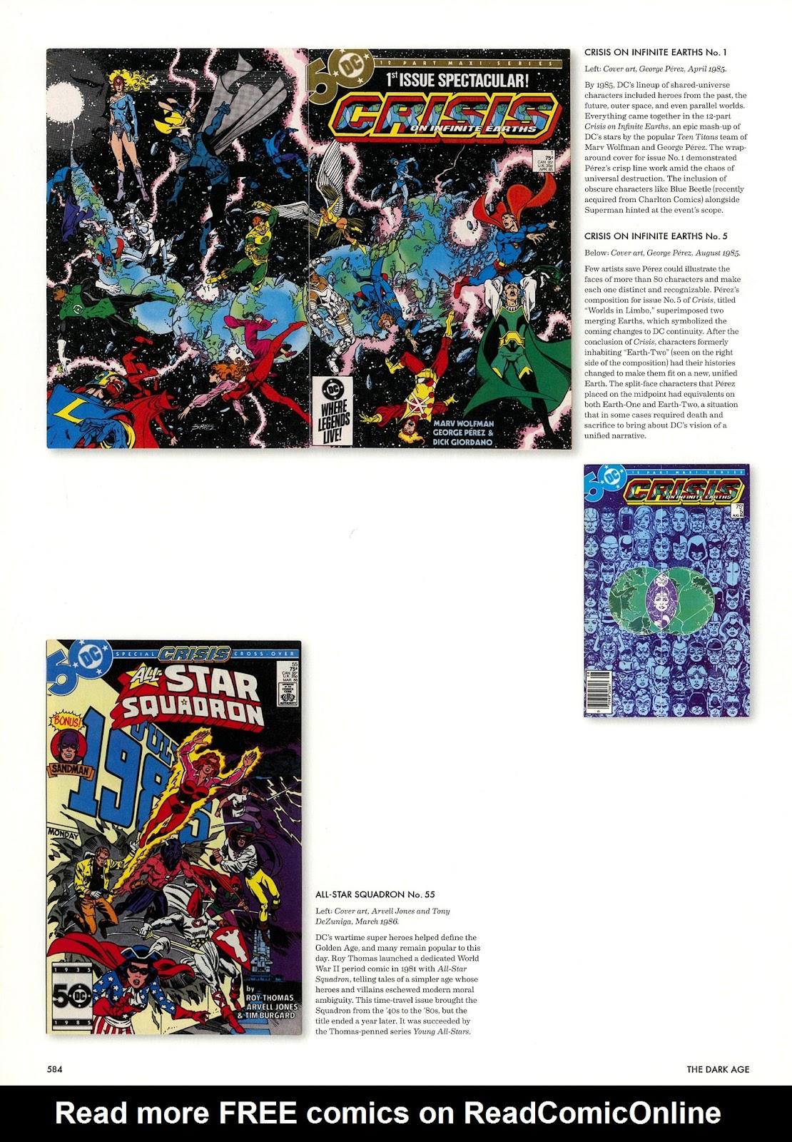 Read online 75 Years Of DC Comics comic -  Issue # TPB (Part 7) - 5
