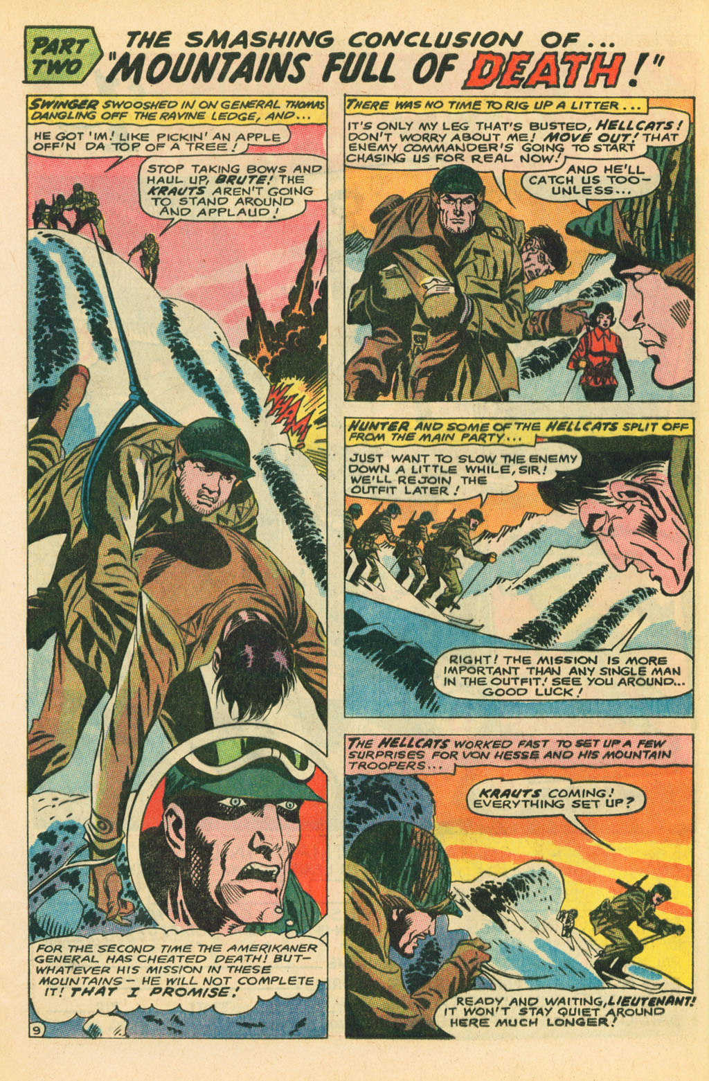 Our Fighting Forces (1954) issue 110 - Page 16