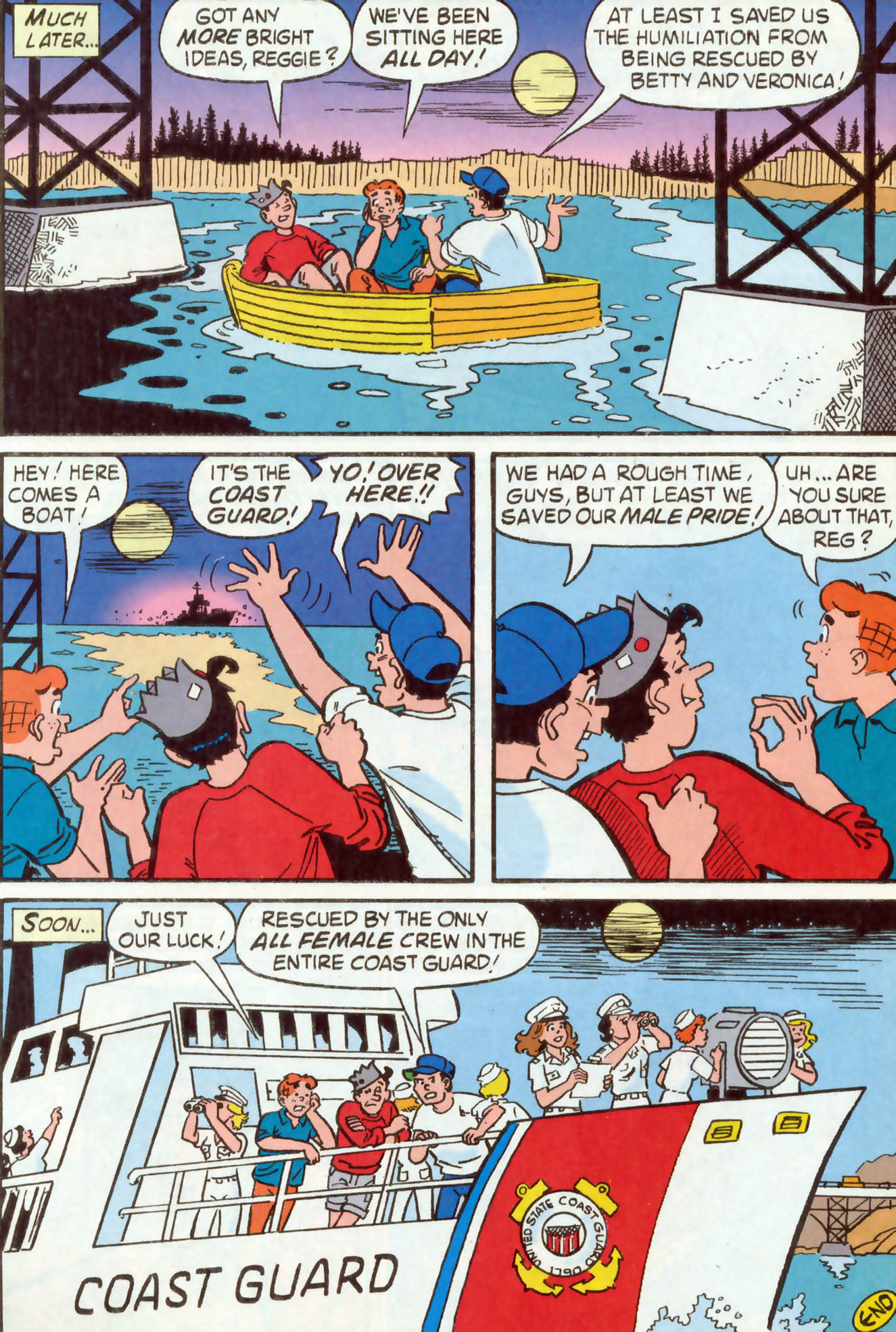Read online Archie (1960) comic -  Issue #475 - 19