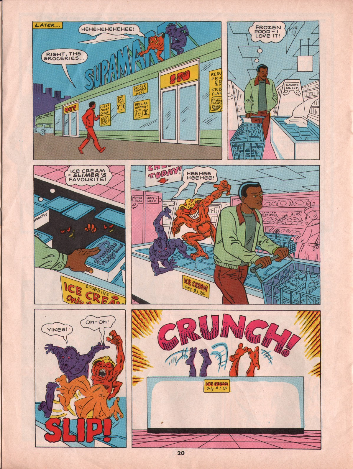 The Real Ghostbusters Issue #5 #7 - English 20