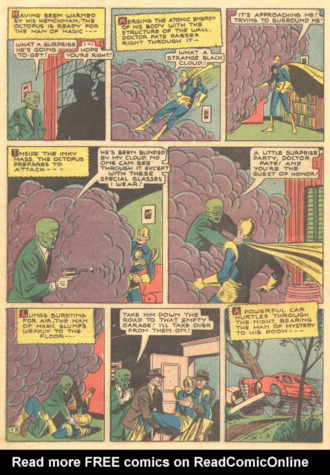 More Fun Comics issue 80 - Page 24