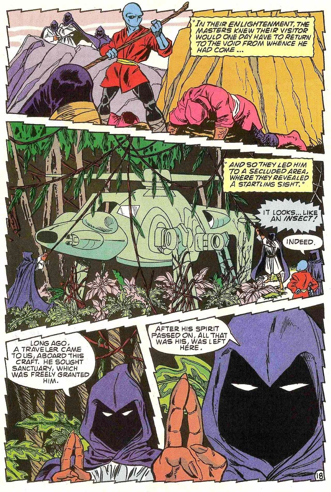 Read online Zen Intergalactic Ninja (1992) comic -  Issue #1 - 19