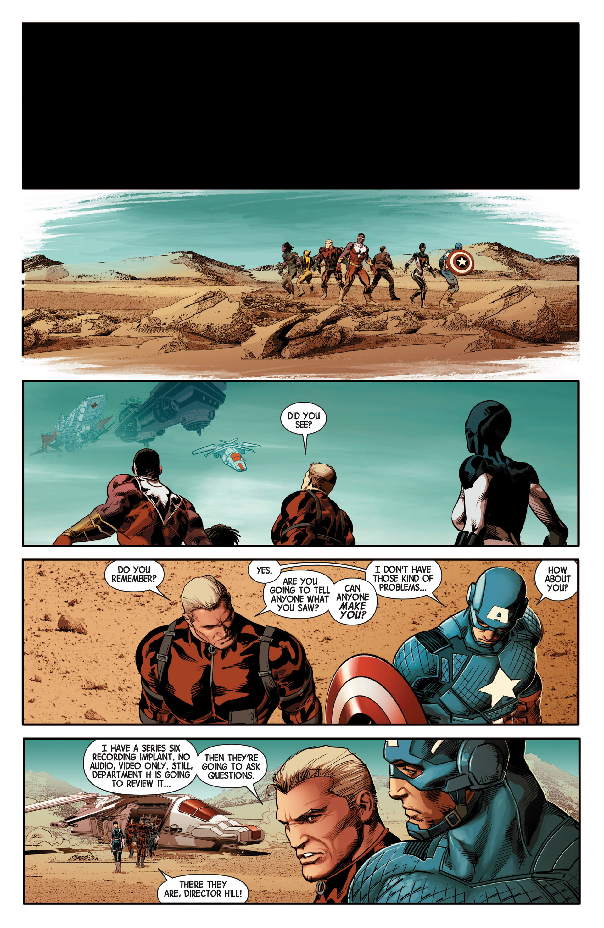 Read online Avengers (2013) comic -  Issue #10 - 19