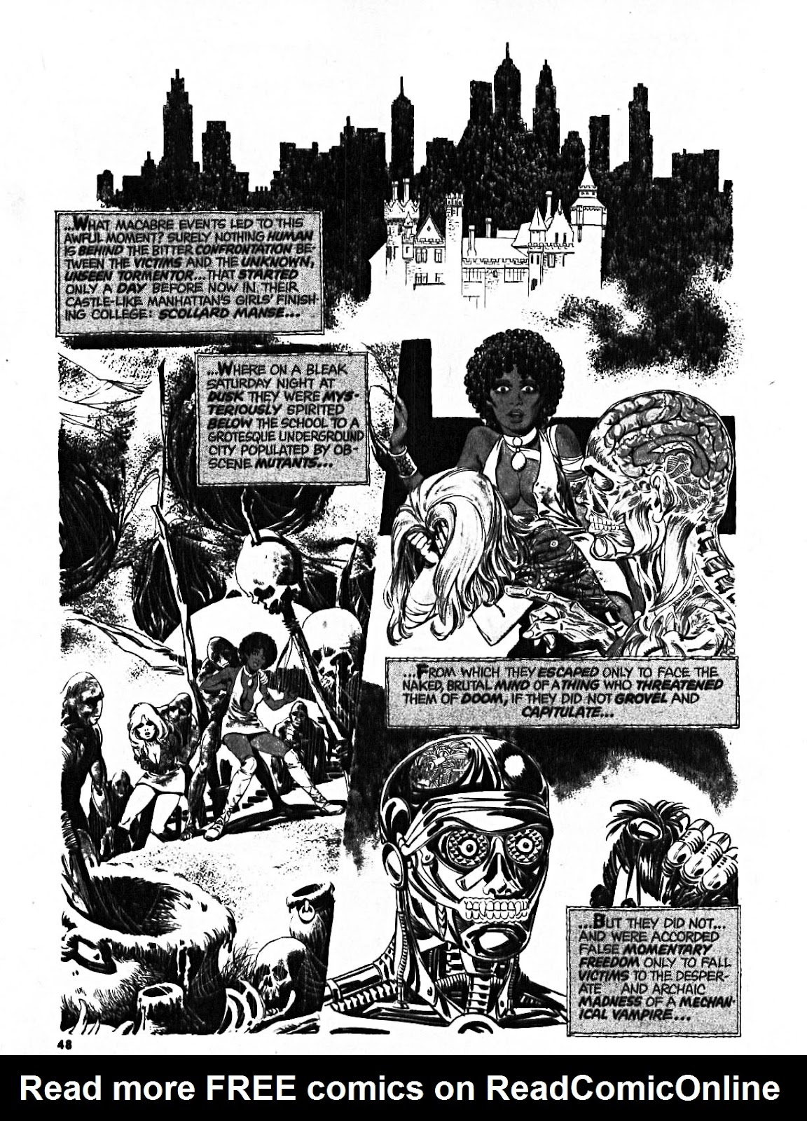 Scream (1973) issue 8 - Page 46