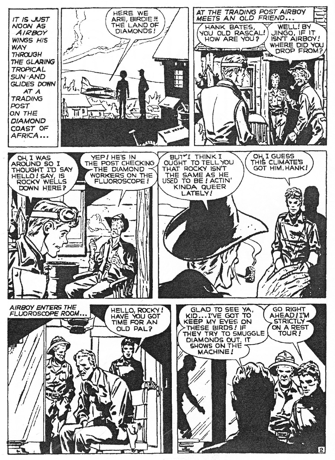 Read online Men of Mystery Comics comic -  Issue #83 - 182