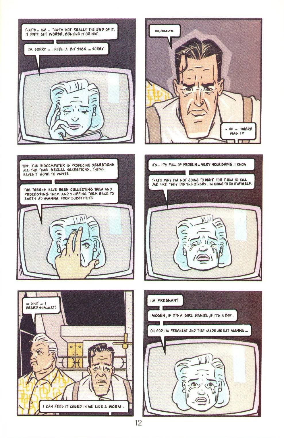 Read online Dare comic -  Issue #3 - 14