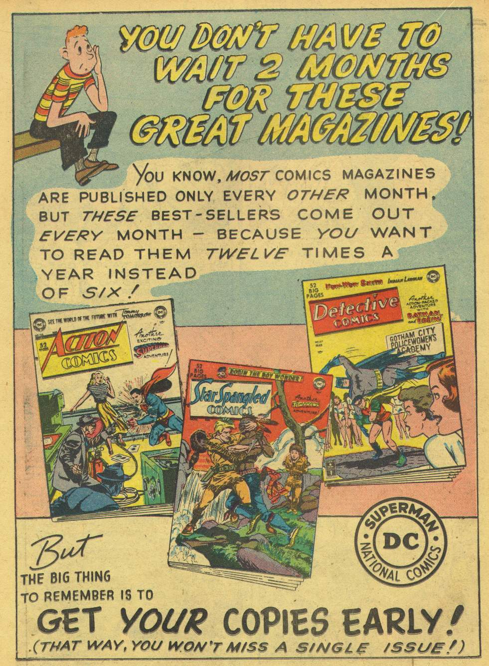 Read online Adventure Comics (1938) comic -  Issue #150 - 20