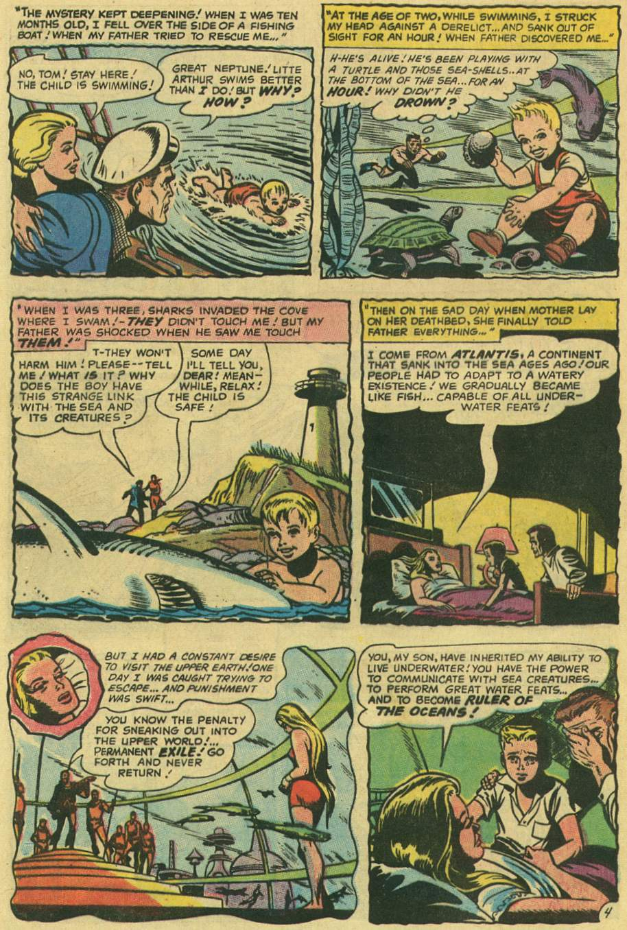 Read online Aquaman (1962) comic -  Issue #48 - 28