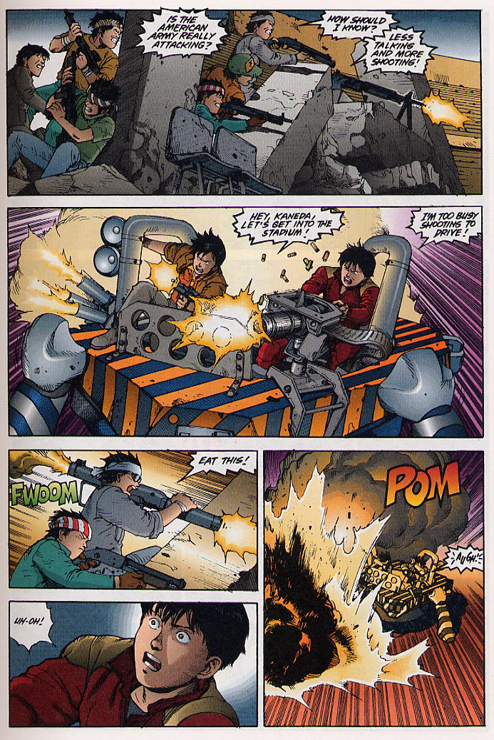 Read online Akira comic -  Issue #31 - 10