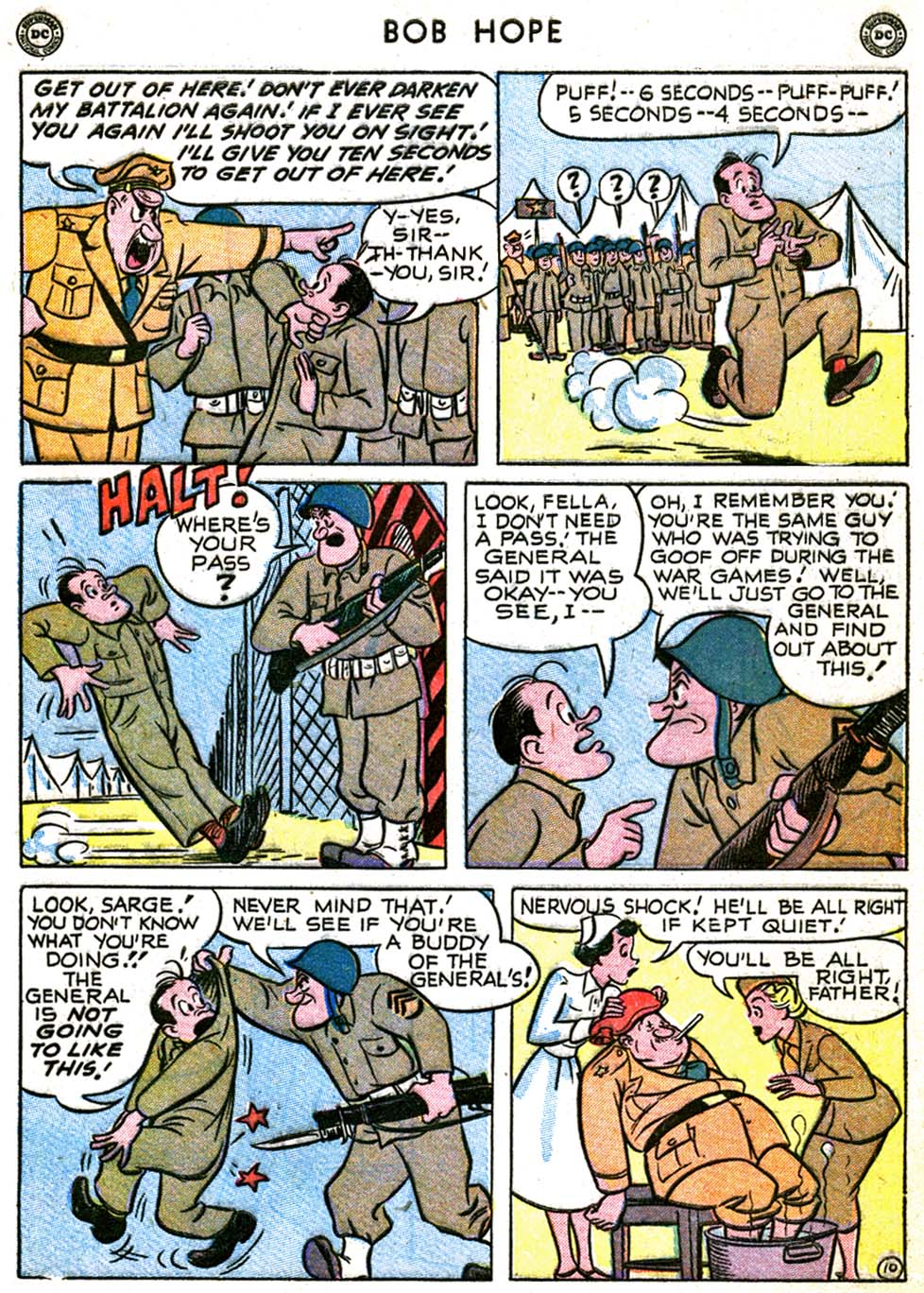 The Adventures of Bob Hope issue 8 - Page 47