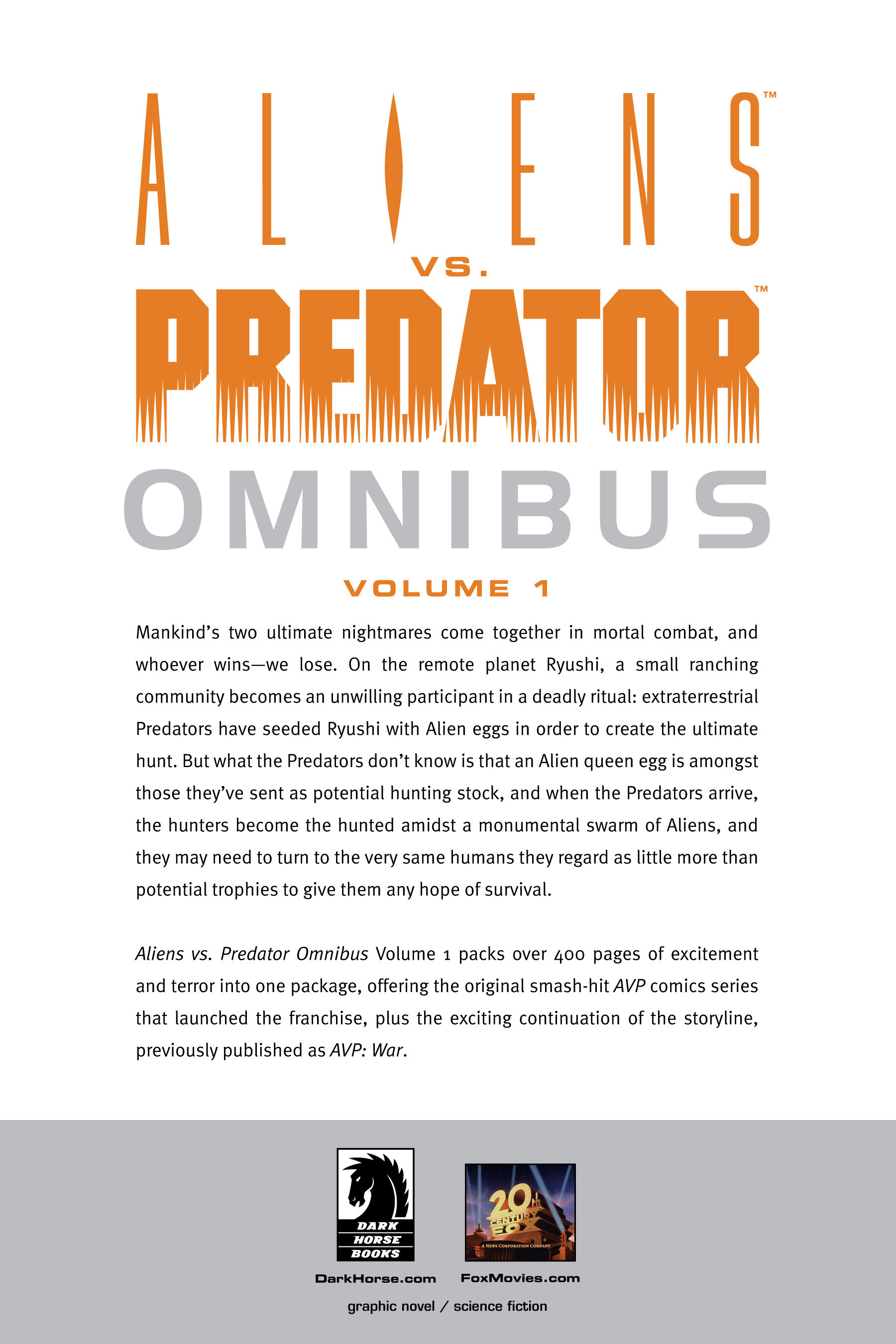 Read online Aliens vs. Predator Omnibus comic -  Issue # _TPB 1 Part 4 - 145