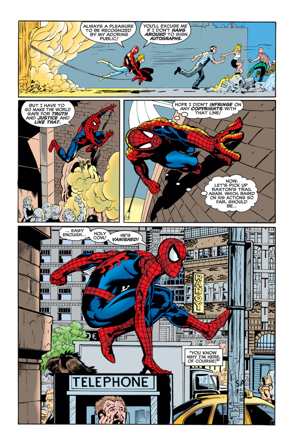 The Amazing Spider-Man (1963) 440 Page 5