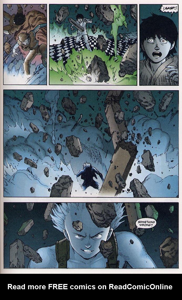 Read online Akira comic -  Issue #32 - 58