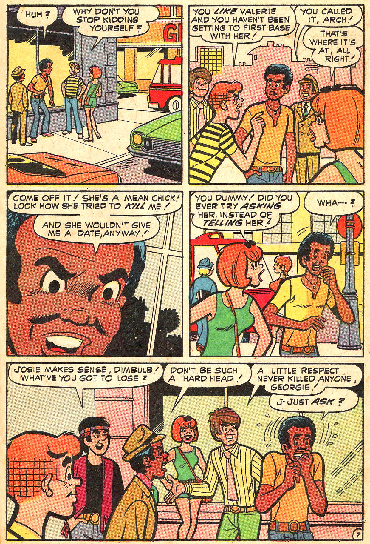 Read online She's Josie comic -  Issue #59 - 29