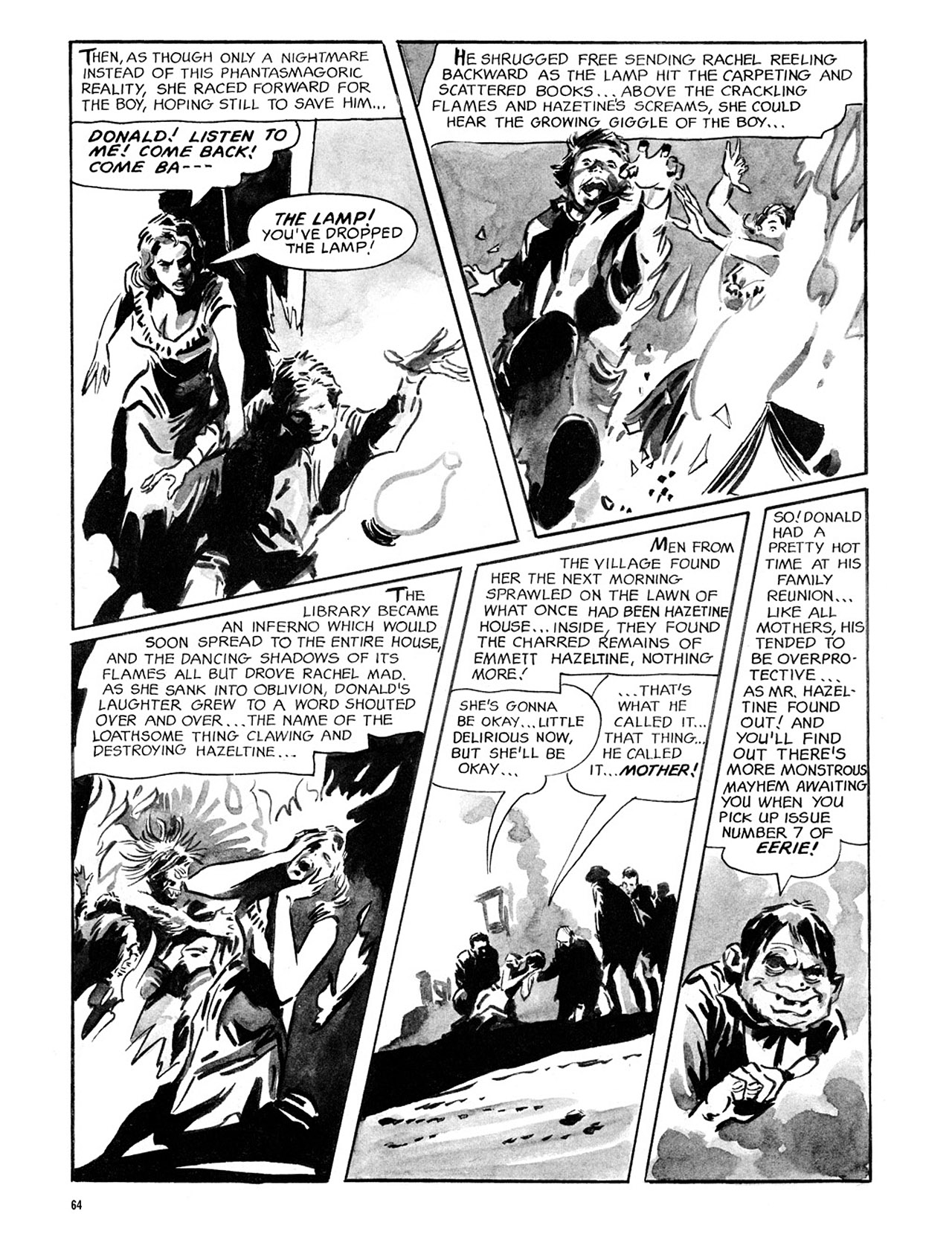Read online Eerie Archives comic -  Issue # TPB 2 - 65
