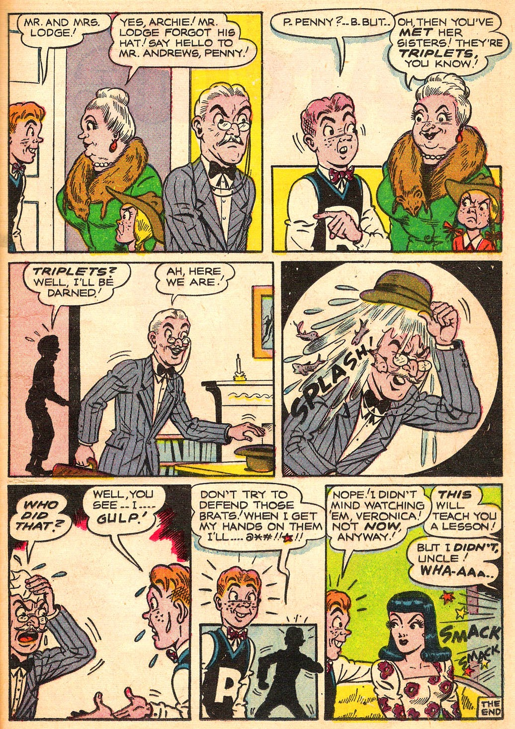 Archie Comics issue 027 - Page 19
