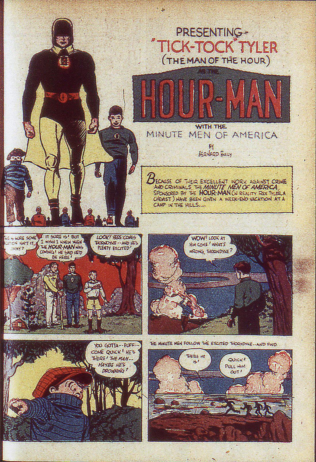 Read online Adventure Comics (1938) comic -  Issue #59 - 4