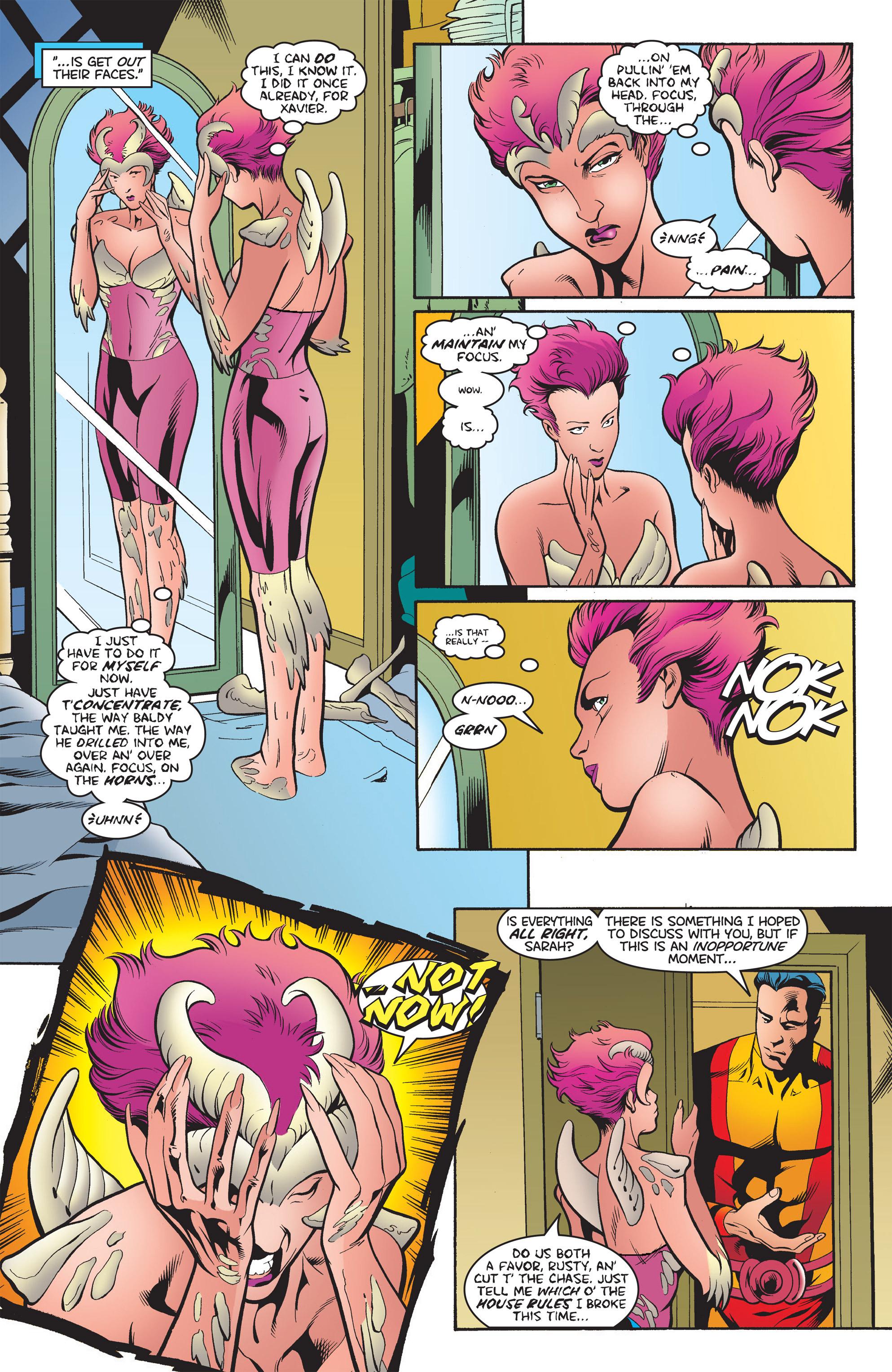 X-Men (1991) 92 Page 9