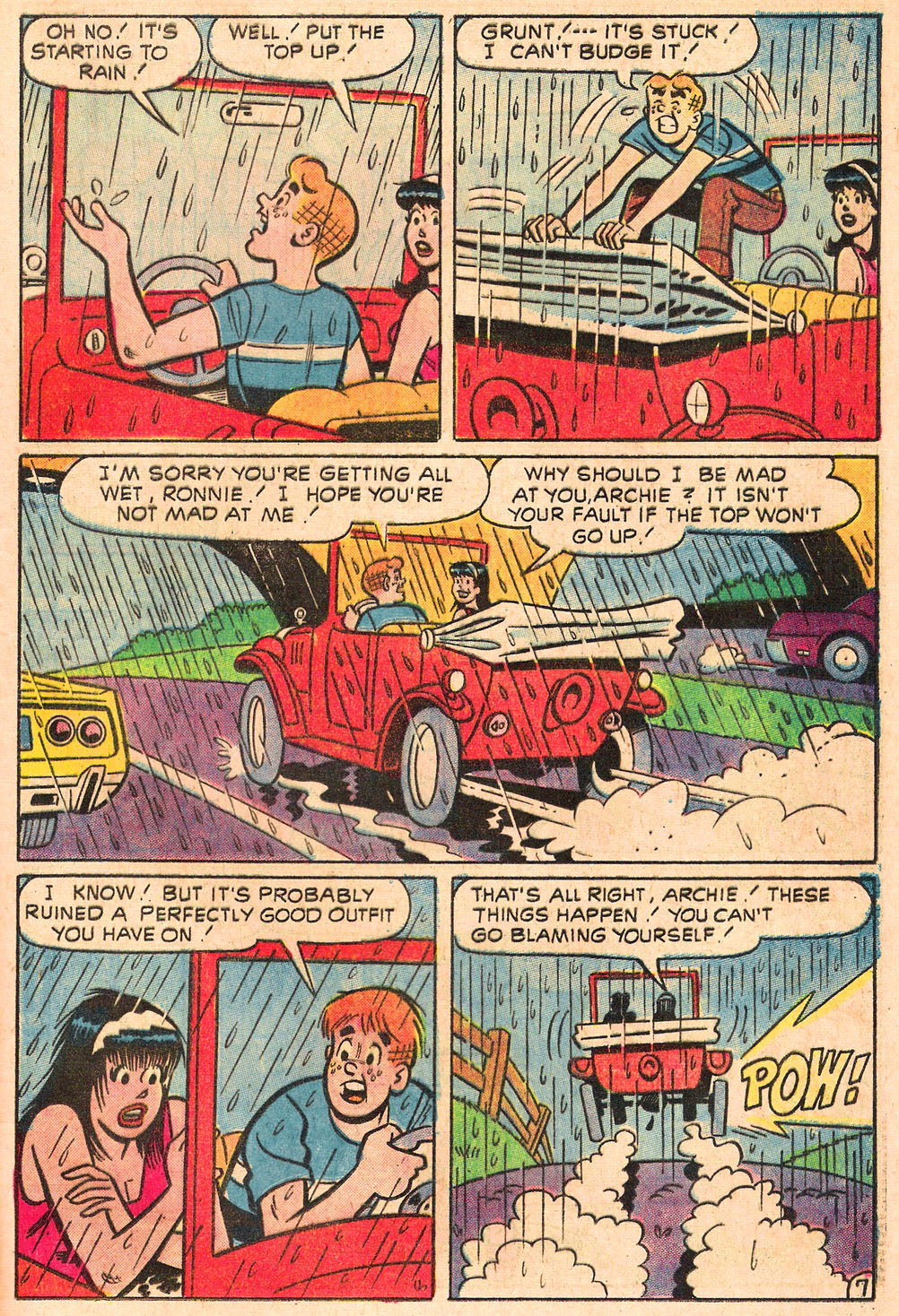 Read online Archie's Girls Betty and Veronica comic -  Issue #205 - 21