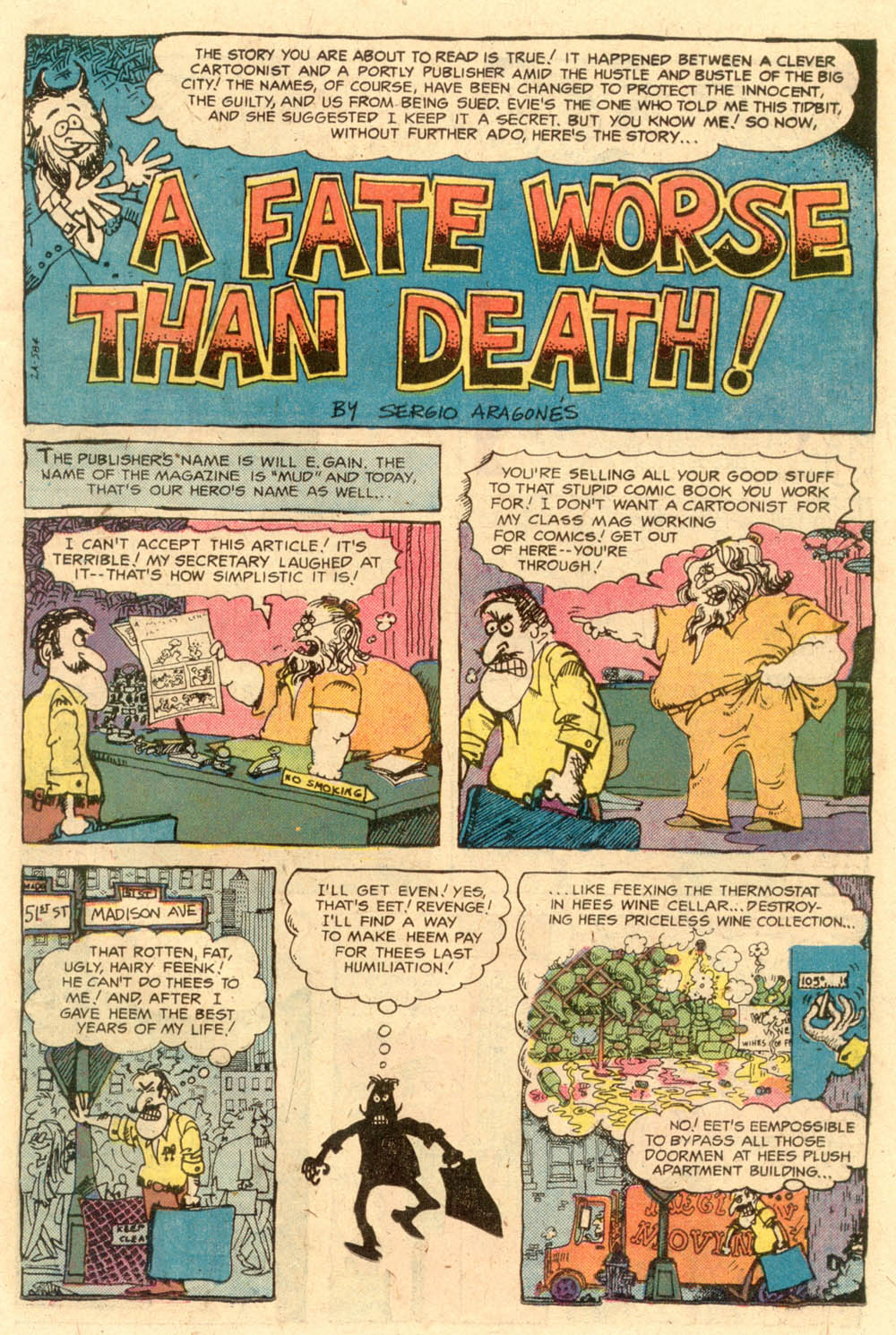 Read online Plop! comic -  Issue #24 - 11