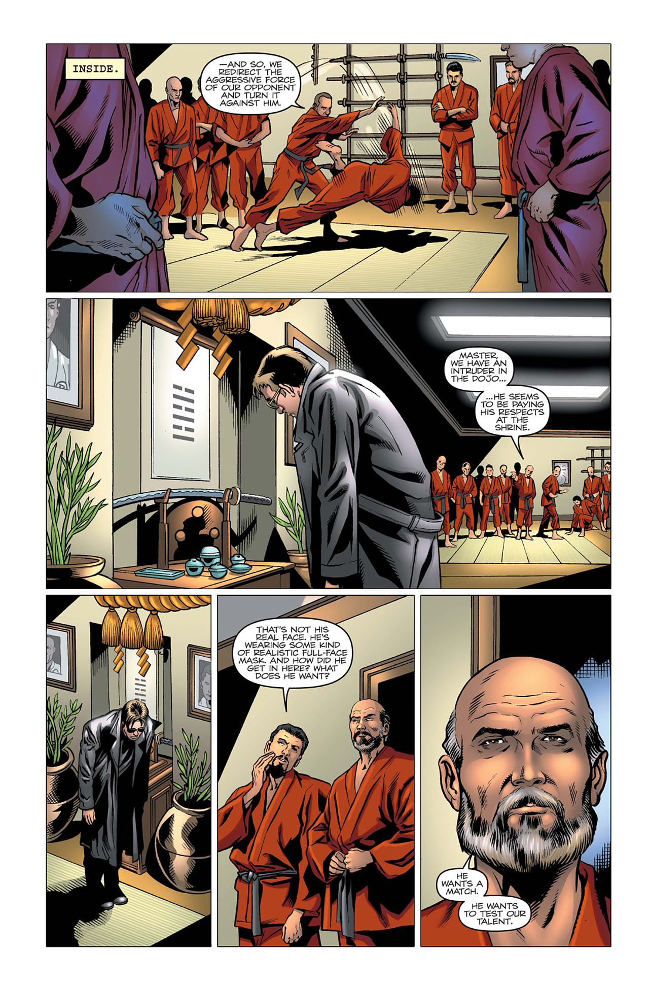 G.I. Joe: A Real American Hero 169 Page 17